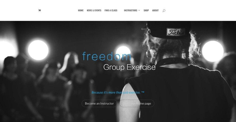 Freedom Group Exercise