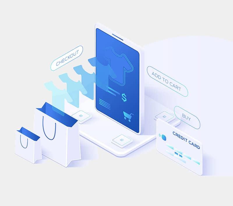 online ecommerce website