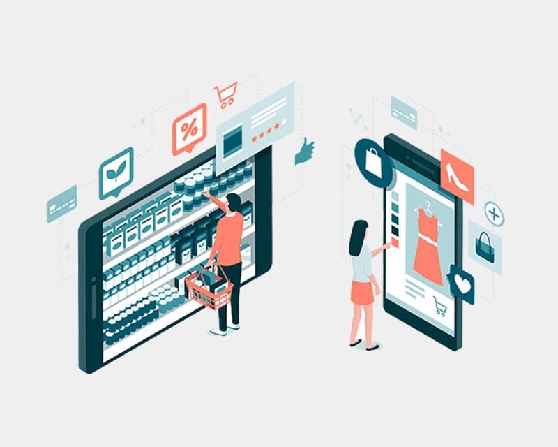 Sales focused web design