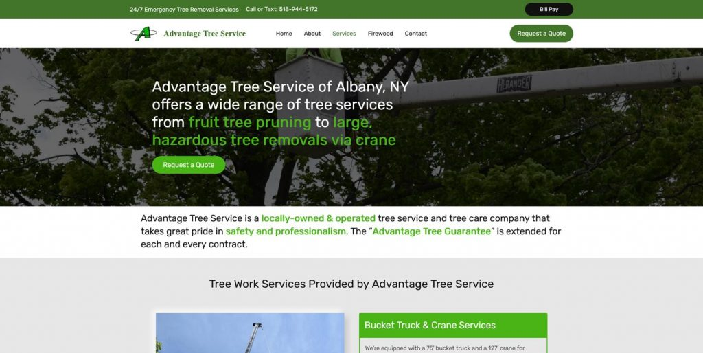 Advantage Tree Service