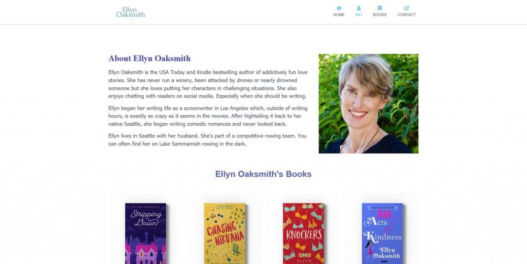 Ellyn's Author Website