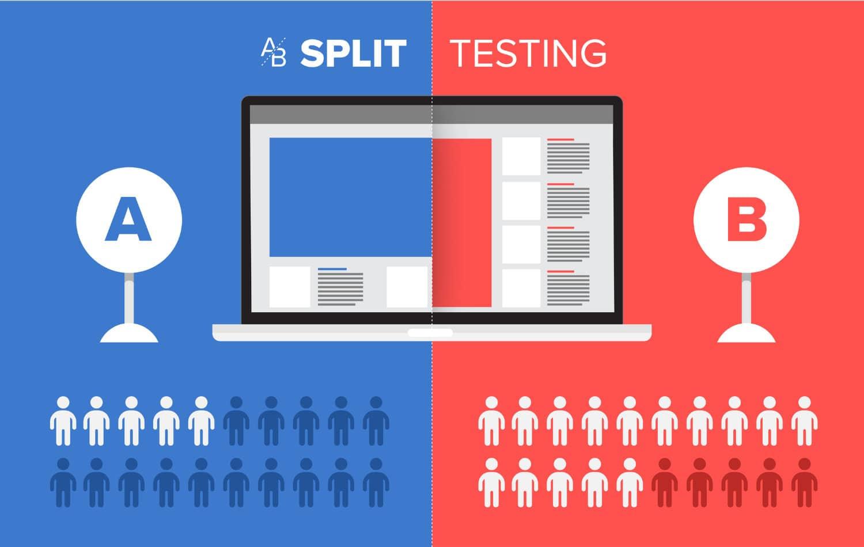 Split Testing for Website CRO